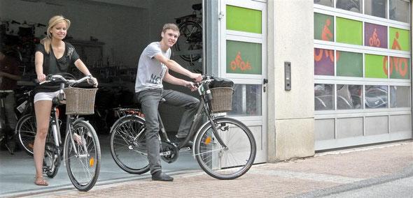 Louer ou Stationner un Vélo n'a jamais été aussi simple !