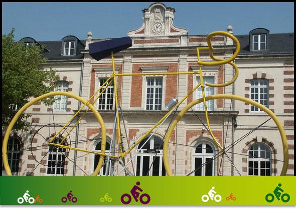 Halle aux Vélos - Troyes