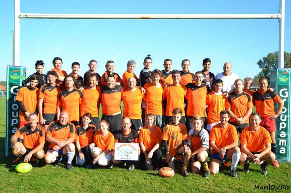 Rugby à 5, saison 2015/2016