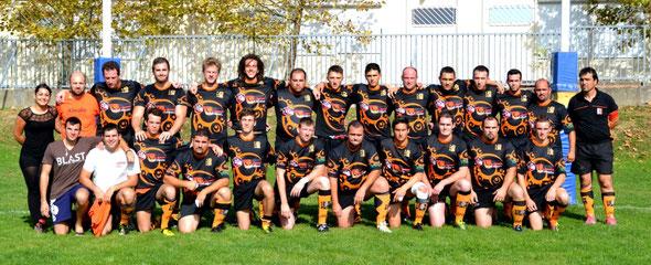 Groupe Séniors 2014 - 2015