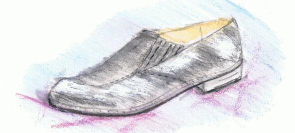 オーダーメイド 靴 ステップインデザイン案