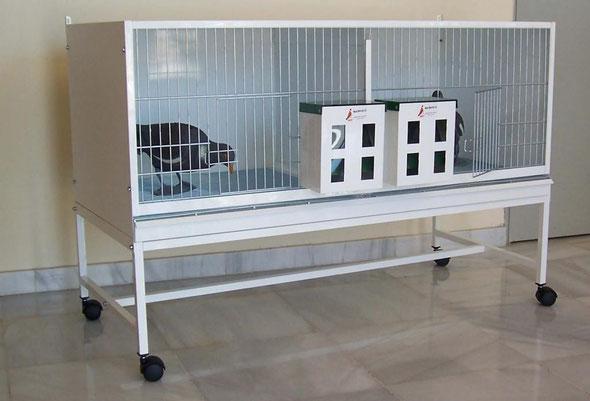 módulo palomas 1,20 metros 070.050  92€ portes incluidos en península