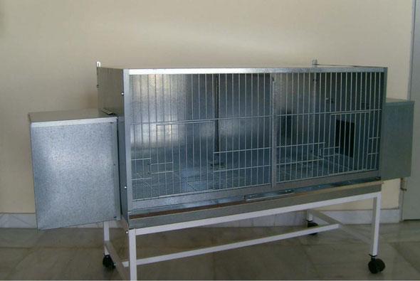 módulo palomas cría 1 metro 070.065  100€ portes incluidos en península