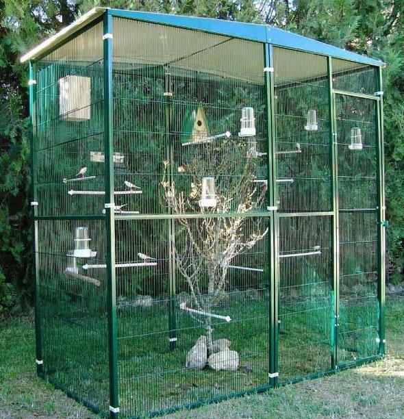 voladero jardín 2m2 (2x1) 054.005---305€ portes incluidos en península