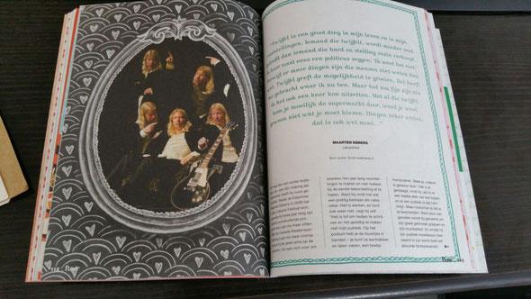 Artikeltje in Flow Magazine  Maarten Ebbers