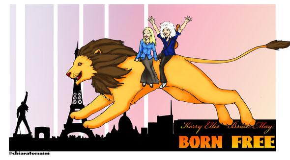 Born Free Tour - 2013 Chiara Tomaini