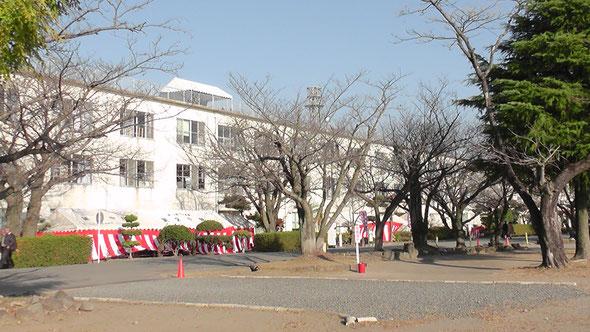 駐屯地内施設