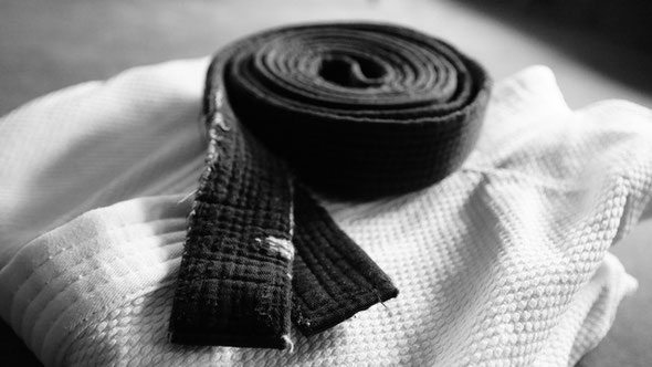 become black belt