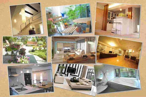新築、増改築、リフォーム、外構、ガーデニングの設計施工