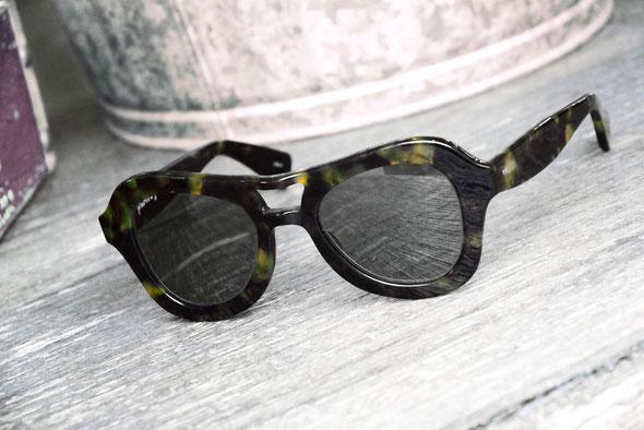 PLATOY TEAR-AS 遠近両用度付きサングラスの写真