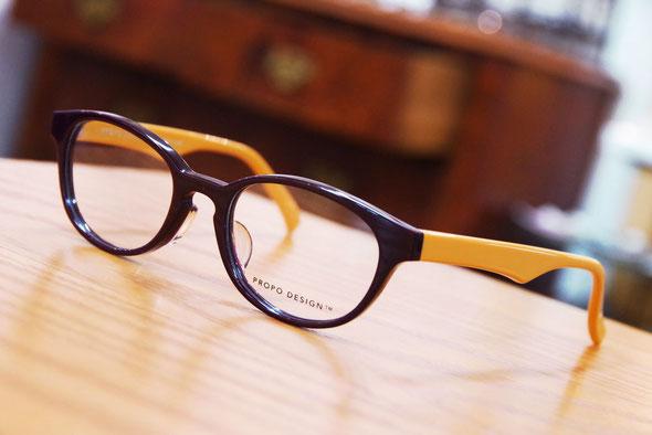 プロポデザインメガネフレーム  232-491/492 北九州市八幡東区メガネサロンW