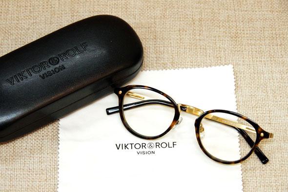 VIKTOR&ROLF ヴィクター&ロルフ0123 福岡県北九州市取扱店メガネサロンW