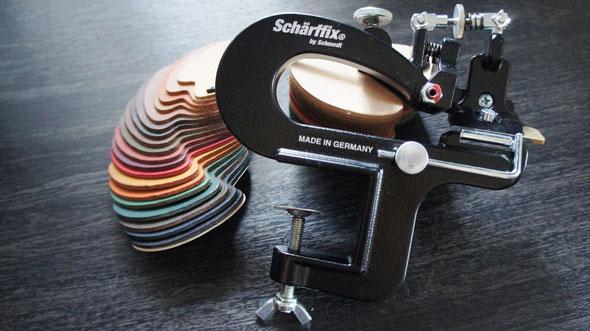 手動革漉き機