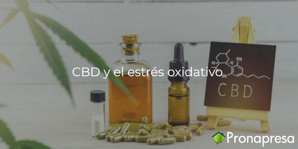 ¿El CBD, protege eficazmente contra el estrés oxidativo?