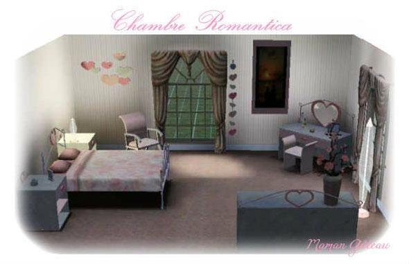 Chambre Romantica