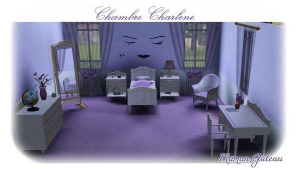 Chambre Charlène