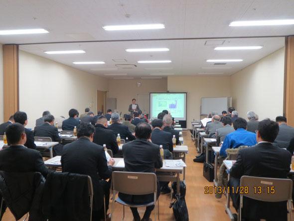 リーフウォーク稲沢会議室で講義
