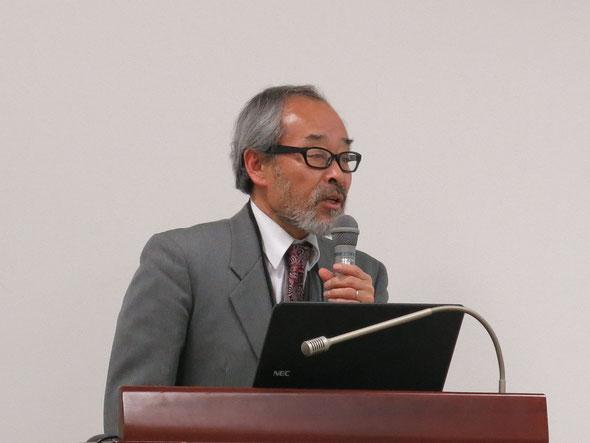 大竹  良知様 ニライ環境研究所 代表