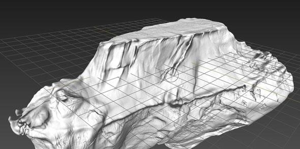 iceberg айсберг 3D