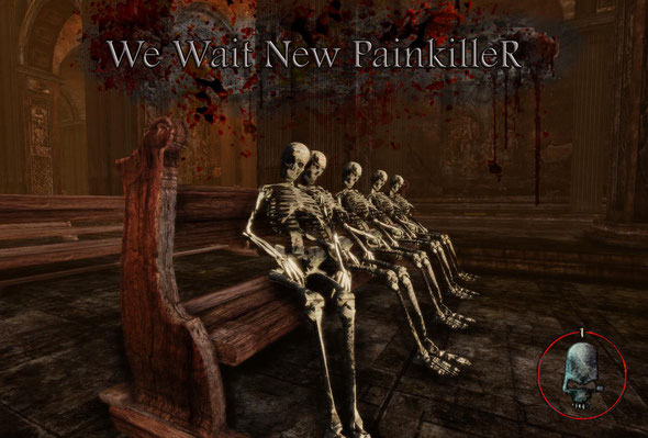 Painkiller on UDK