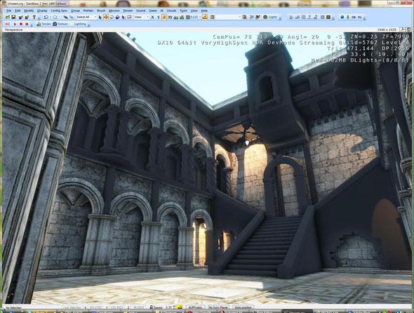 Painkiller on CryEngine Unseen