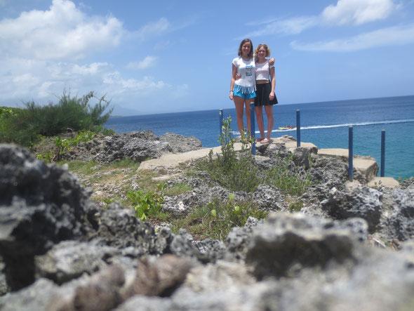 Unsere erste Entdeckungstour zum Strand in Sosua