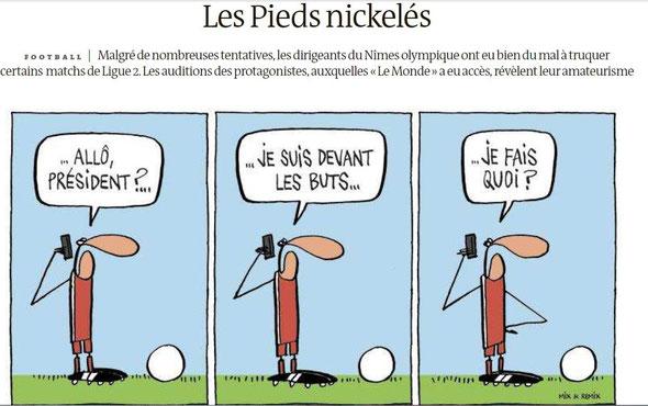 Le Monde du 17/01/2015