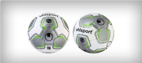 Ballon officiel de Ligue 2