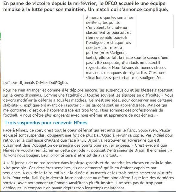 """""""Le Bien Public"""" - Dijon"""