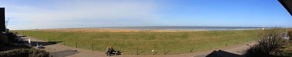 Ferienwohnung Meerblick Duhnen Cuxhaven