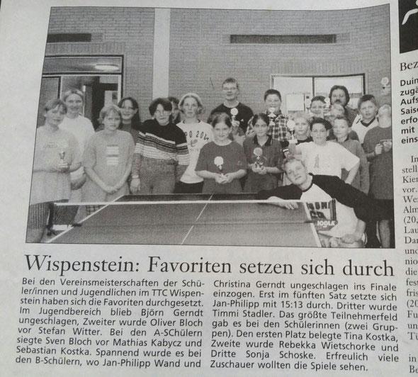 Erschienen in der Alfelder Zeitung am 08.08.2002