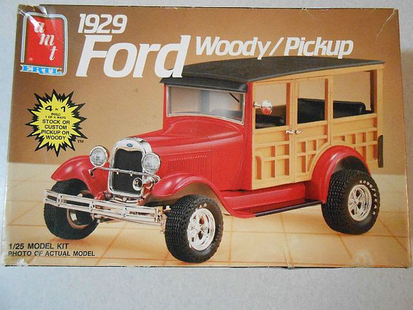 1929 ford a woodie hotrod chrome and fins collection. Black Bedroom Furniture Sets. Home Design Ideas