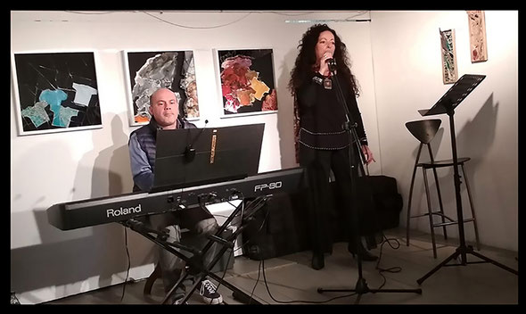 Wonderful Tonight Duo - Phyllis Moon & Ralf Lehanka