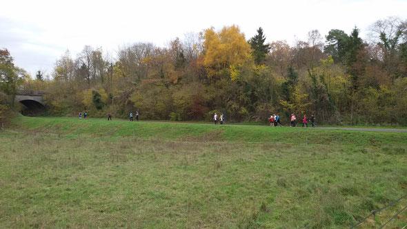 Groupe de  Marche  Nordique  - Tous  les  Samedis  Aprés-midi  -  location de  batons possible  pour  débuter .
