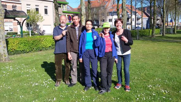 BLANKENBERGE   30 Avril et 01 Mai 2016 -   2 marathons  sur  2 jours  -
