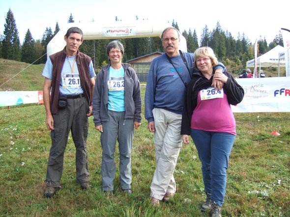Notre équipe , qui  a participé  à la COUPE de  FRANCE  le  Samedi  04 octobre  2014 à la  Chapelle aux bois.