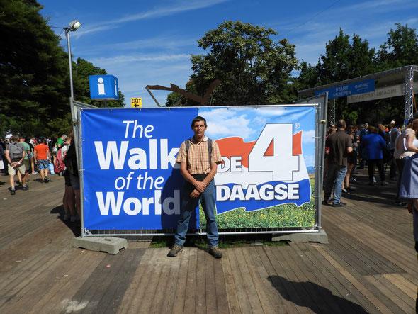 Les  4 jours de  Nimegue  - 4daagse Nijmegen - 2017