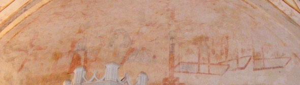 Les trois morts et les trois vifs de Roussines