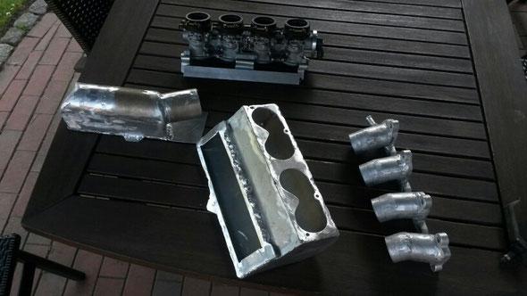 Hier mal ein Update für den Motor....