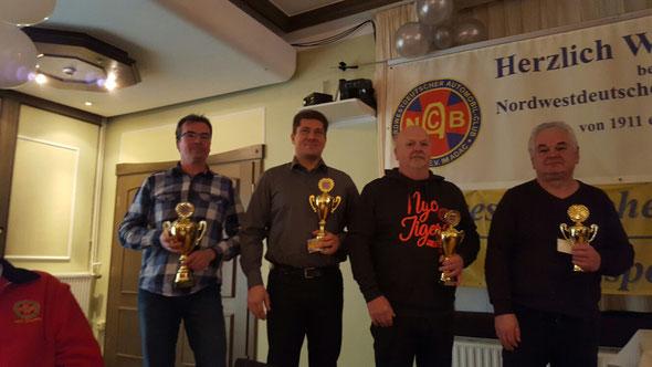 Siegerehrung Nwd-Cup 2016