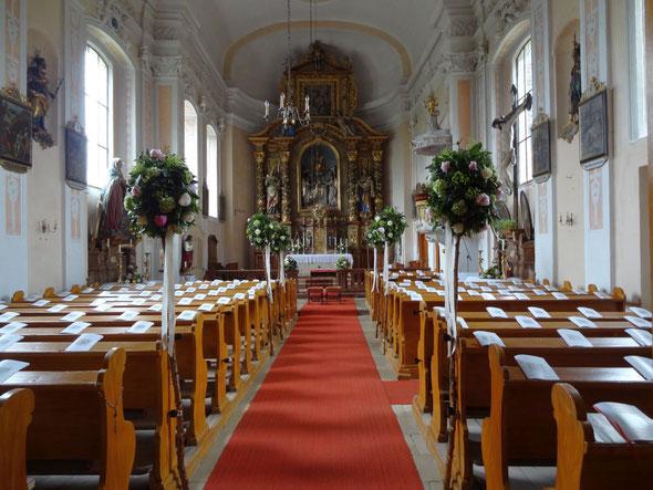 Schlosskirchen Schloss Altenhof