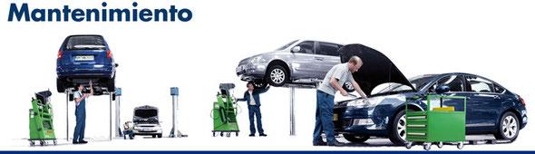 Mantenimiento del vehículo en Taller Arroyo Auto