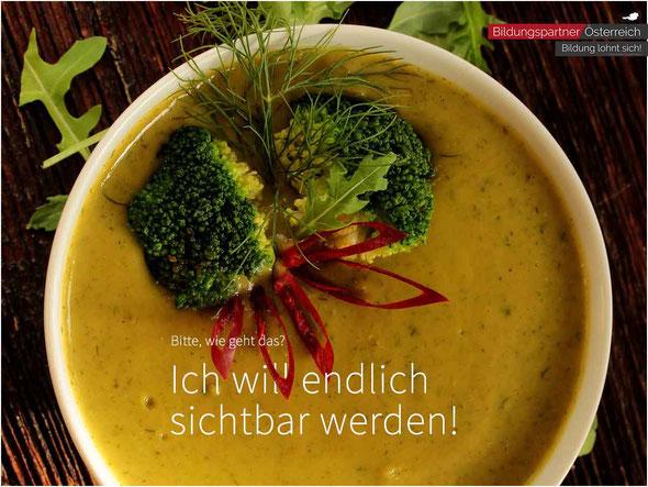 Content Gestaltung & Contentmarketing: Wo in der World Wide Web-Suppe bin ich?!