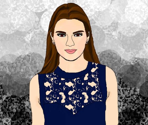 """""""Kendall Jenner"""" - KateK"""