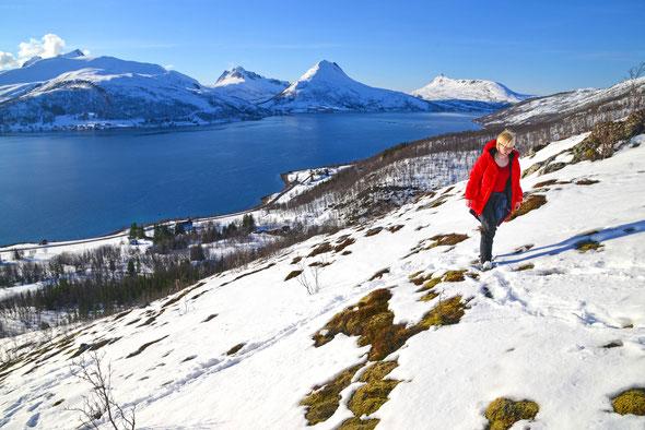 Der Balten: ein Minihügel mit phantastischem Panorama!