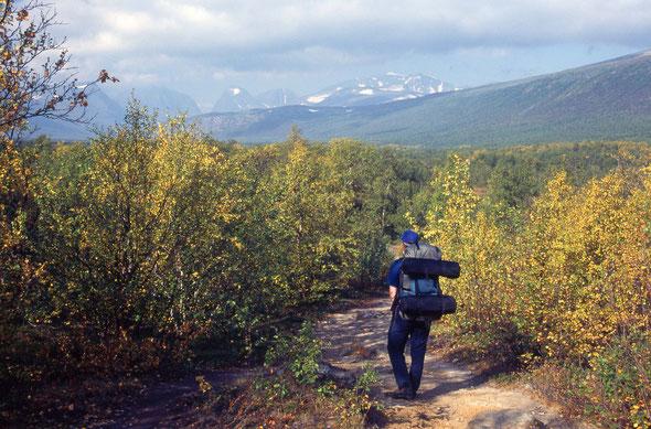 Schwedens höchster Gipfel - der Kebnekaise!