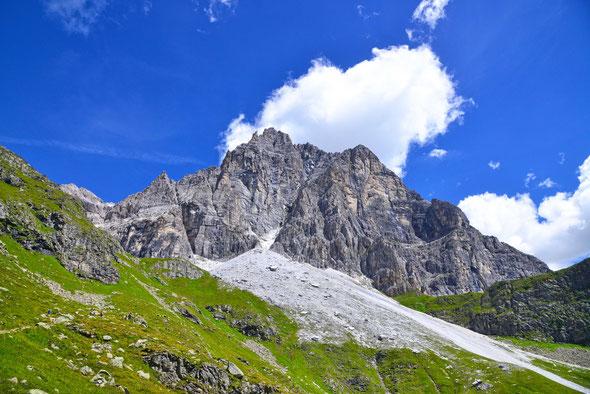 Pflerscher Tribulaun, Pflerschtal, Normalweg, Südtirol