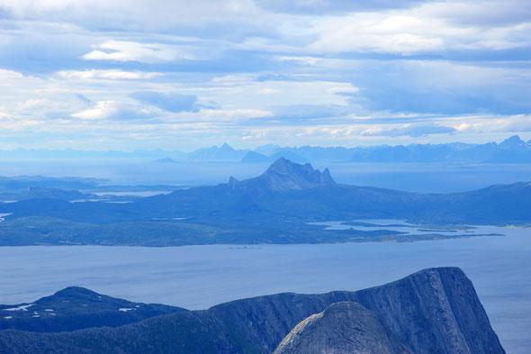 Hamarøy, Hamarøyskaftet, Lofoten, Stetind, Norwegen, Nordland, Klettern, Alpinklettern