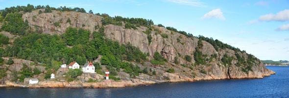 Odderøya - der perfekte Klettergarten für zwischendurch!