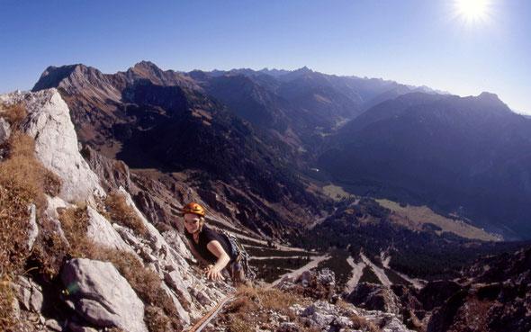 Ein Traumtag am Bschießer - und das Ende Oktober!